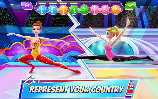 Gymnastics Superstar - Spin your way to gold! screenshots 7
