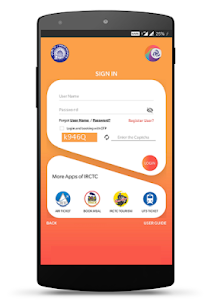 IRCTC Rail Connect App Latest Version Download For Android and iPhone 2