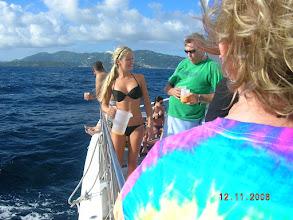 Photo: Castaway Girl, snorkel , St Thomas USVI, (loved it) Filler up !