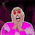 Barbi Granny Lady : Princess in Pink MOD
