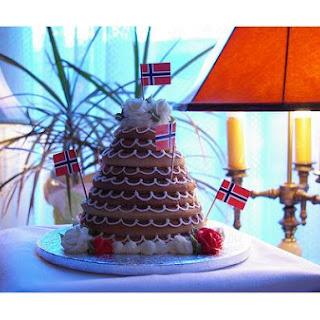 Scandinavian Dessert Cake