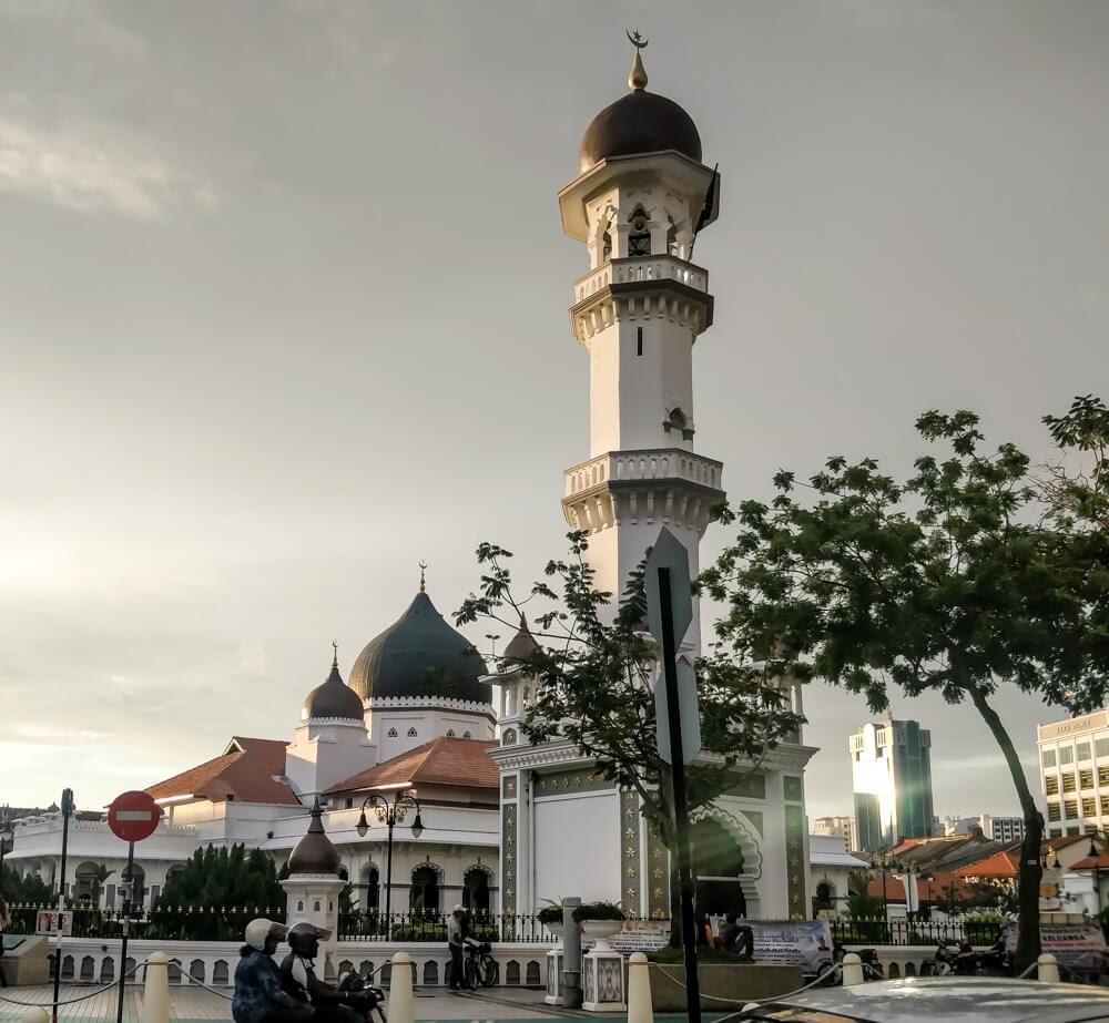 Jalan Masjid Kapitan Keling places+to+visit+penang city malaysia
