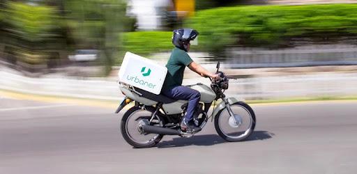 Platform that allows express courier and logistics.