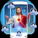 Jesus Christian Theme icon