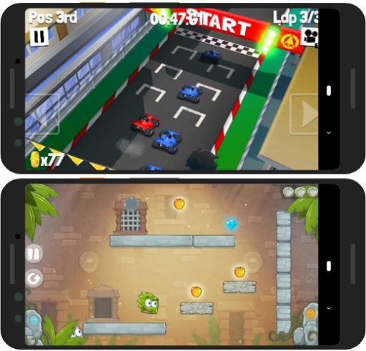 50+ Games 6.40 screenshots 7