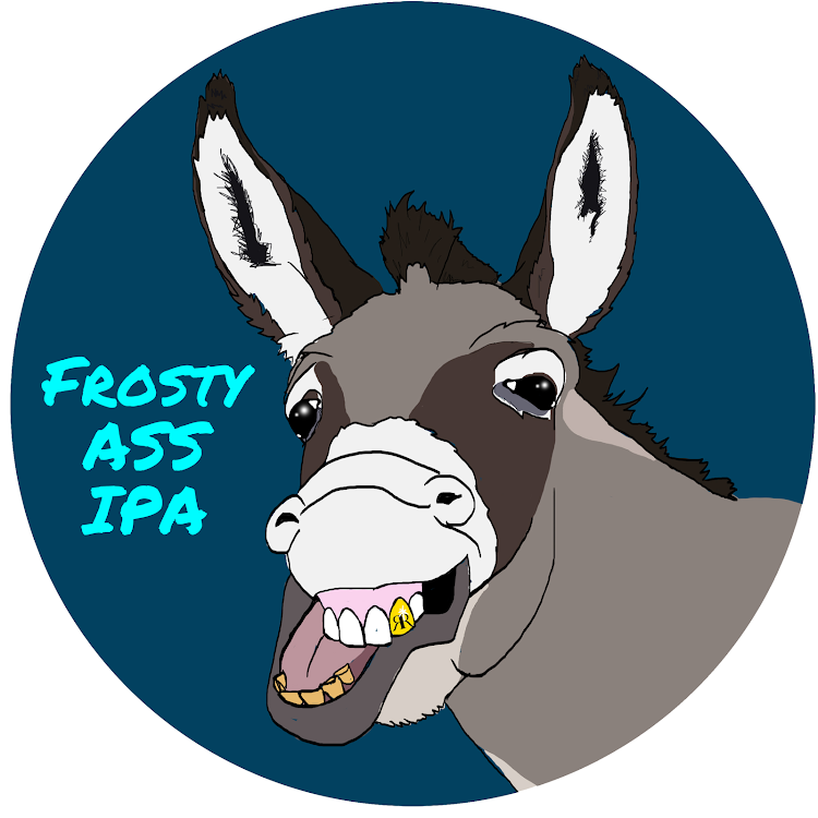 Logo of Rants & Raves Frosty Ass IPA