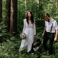 Wedding photographer Ilya Lyubimov (Lubimov). Photo of 14.06.2017