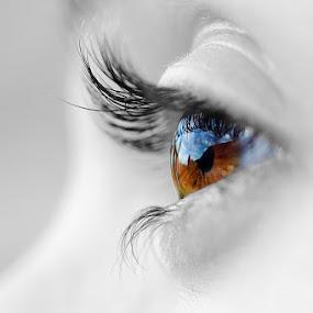 by Sead Kazija - People Body Parts ( beauty, eyes )