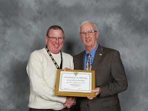 Photo: Gold Award - Hanson Aggregates - Versailles Quarry