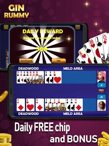 Gin Rummy Poker screenshots 3