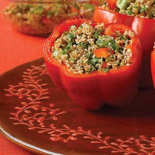 Red Pepper Tabouli