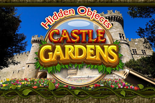 Hidden Object - Castle Gardens