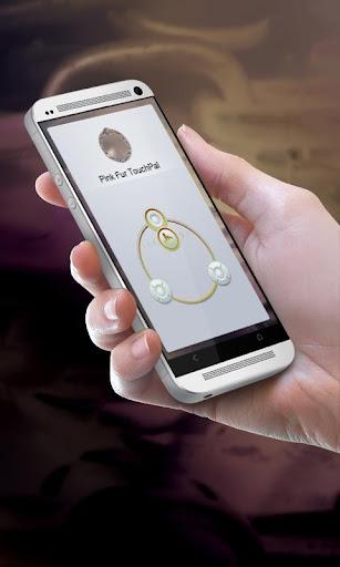粉紅皮草Fěnhóng pícǎo TouchPal