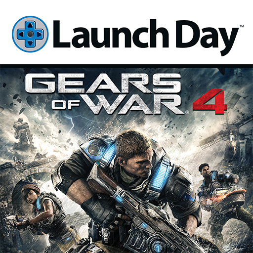 LaunchDay – Gears of War