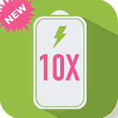 New 10X - Super Fast Charging & Battery Saving