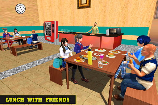 High School Boy Virtual Life  screenshots 4