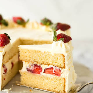 Cornflour Sponge Cake Recipes.