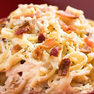Chicken Spaghetti Noodles Recipes.