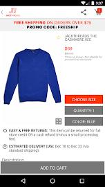 JackThreads: Shopping for Guys Screenshot 7