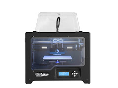 FlashForge Creator PRO Dual Extrusion 3D Printer & 2 Spools Filament