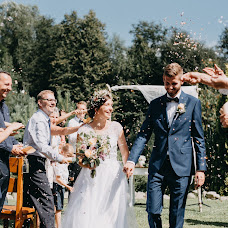Wedding photographer Káťa Barvířová (opuntiaphoto). Photo of 31.01.2018