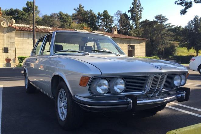 1970 BMW Bavaria 2500 Hire CA