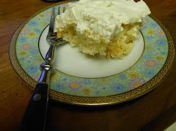 NoOil?NoEggs?NoProblem! Oh So Easy Pineapple Cake