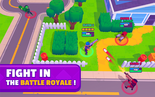 Battle Stars Royale 1.0.2 screenshots 6
