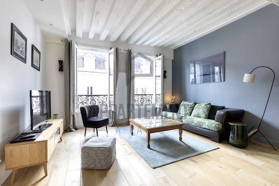 Vente appartement 3 pièces 90,45 m2