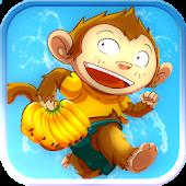 เกมลิงวิ่งเก็บกล้วย