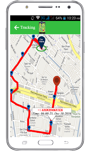 GPS Phone Tracker: Offline Mobile Phone Locator 1.25 screenshots 6