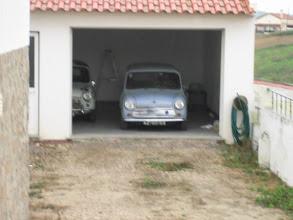 Photo: Constantin noch in der Heimat Portugal