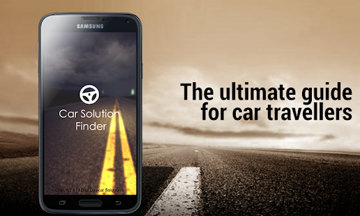 Car Solution Finder Free- screenshot thumbnail