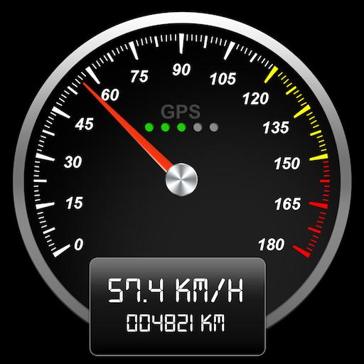 GPS Speedometer (app)