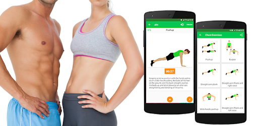 Home Workouts : No Equipment for PC