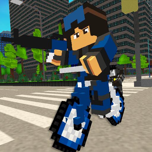 Police Block City (game)