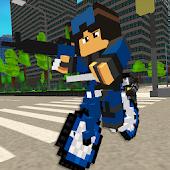 Police Block City Mod