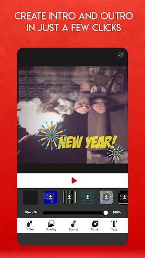Vlog Editor- Video Editor for Youtube and Vlogging 1.04 screenshots 4