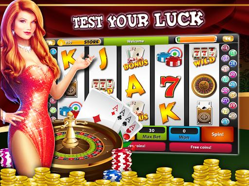 Stars Spin Casino Slot Machine