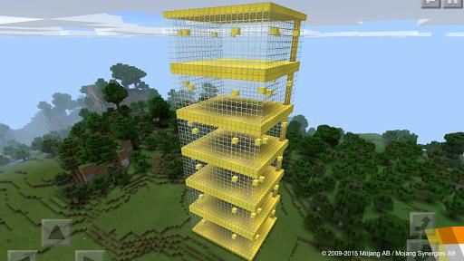 Minebot for Minecraft PE 0.13 screenshot