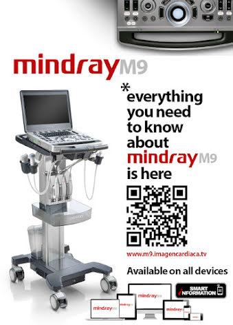 Mindray M9 Main Unit