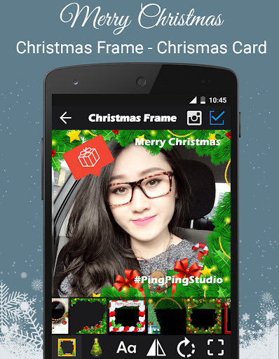 Christmas Photo Frames 2016