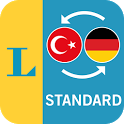 Turkish - German Translator Dictionary Standard icon