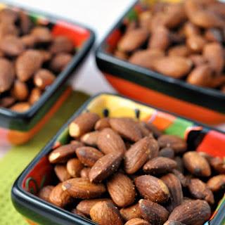 Spanish Spiced Almonds