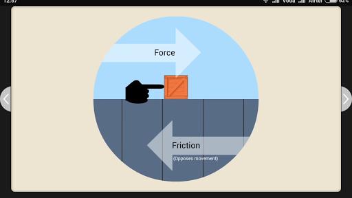 Sliding Friction MarkSharks