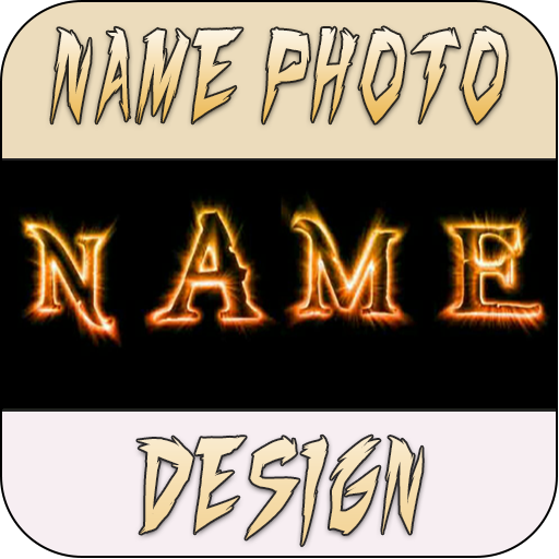 Name Write Art with Candli Style Shapes 2019