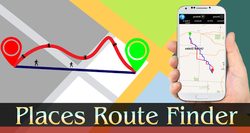 Places Route Finder