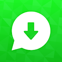 Whats Status Saver & Downloader for WA Messenger icon