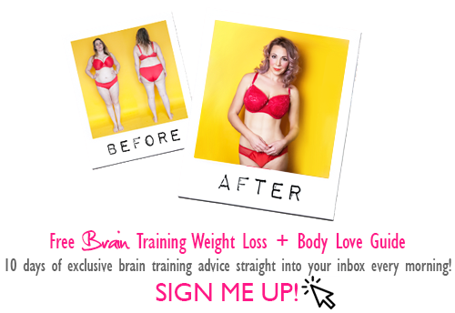 How can brain training help me lose weight