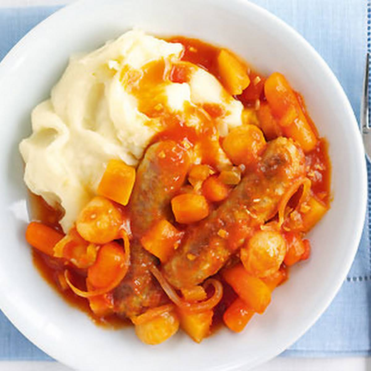 affable Sausage Casserole